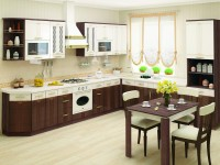 Модульная кухня Каролина
