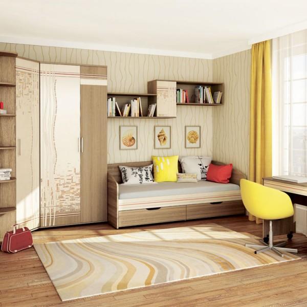 Детская мебель БРИЗ Комплектация-3