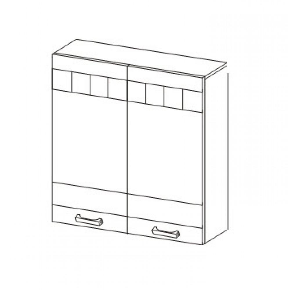 Панель для посудомоечной машины на 450 (без столешницы) 10.70