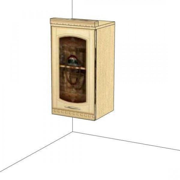 Шкаф-витрина (правый, левый) 03.04