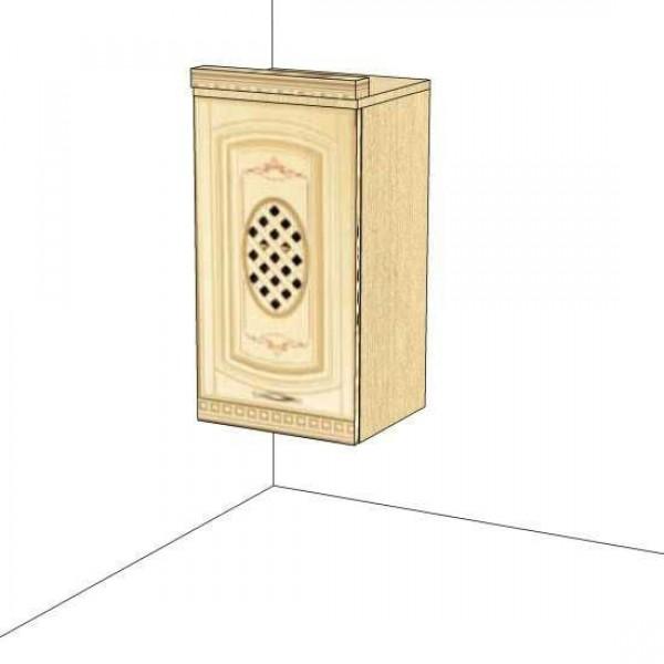 Шкаф с решеткой (правый, левый) 03.05
