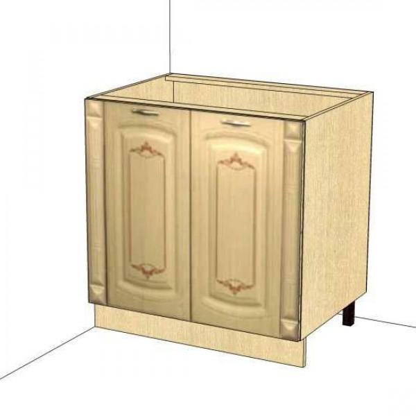 Стол с колоннами (без столешницы) 03.62.1
