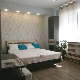 Гарнитур спальный (выставочный образец) Ривьера-7..