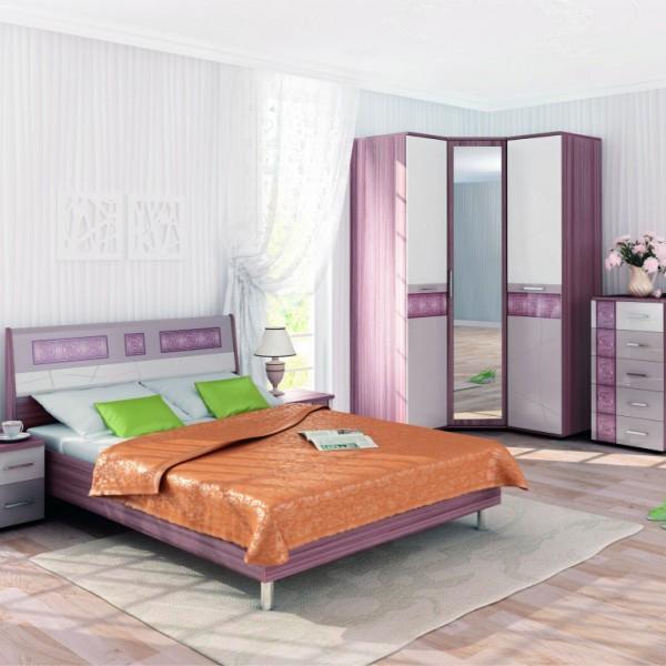 Гарнитур спальный Розали-4