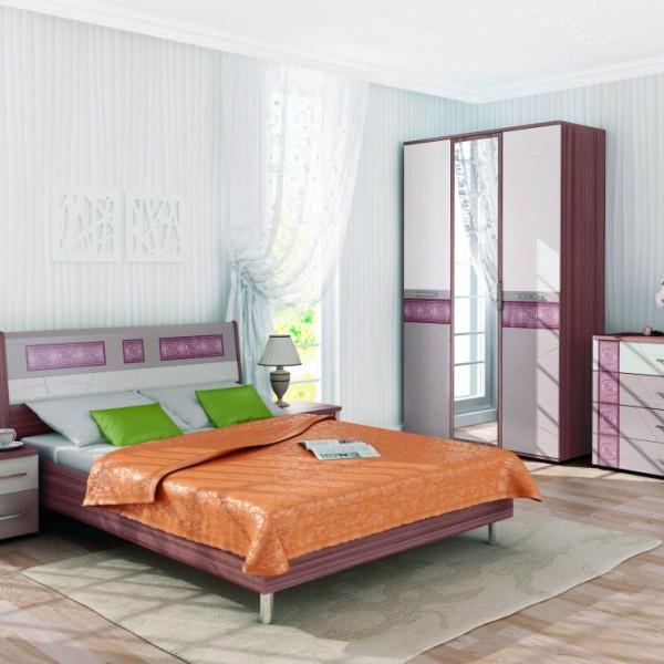 Гарнитур спальный Розали-1