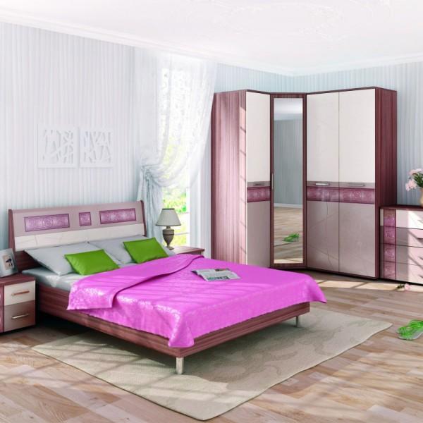 Гарнитур спальный Розали-2