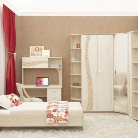 Гарнитур спальный Соната 7