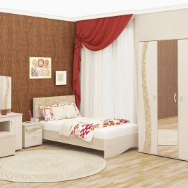 Гарнитур спальный Соната 8