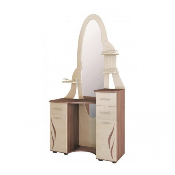 Столик туалетный Орхидея-3.11
